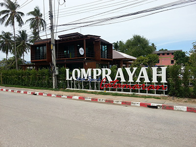 New Lomprayah Office